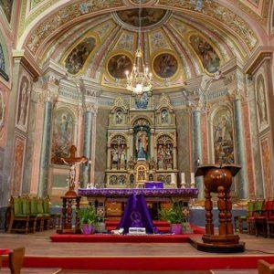 Crkva sv. Petra apostola - oltar