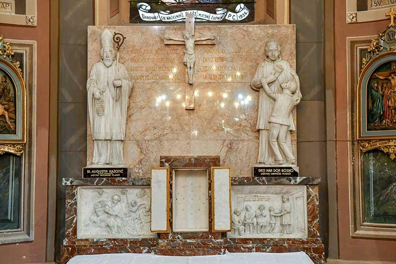 Crkva sv. Petra apostola - povijesni pregled župe