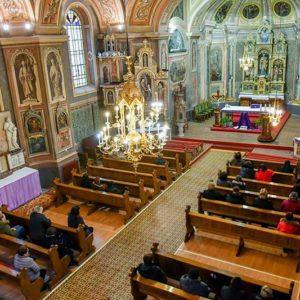 Crkva sv. Petra apostola - unutrašnjost