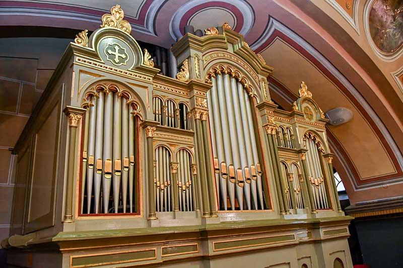 Crkva sv. Petra apostola - orgulje