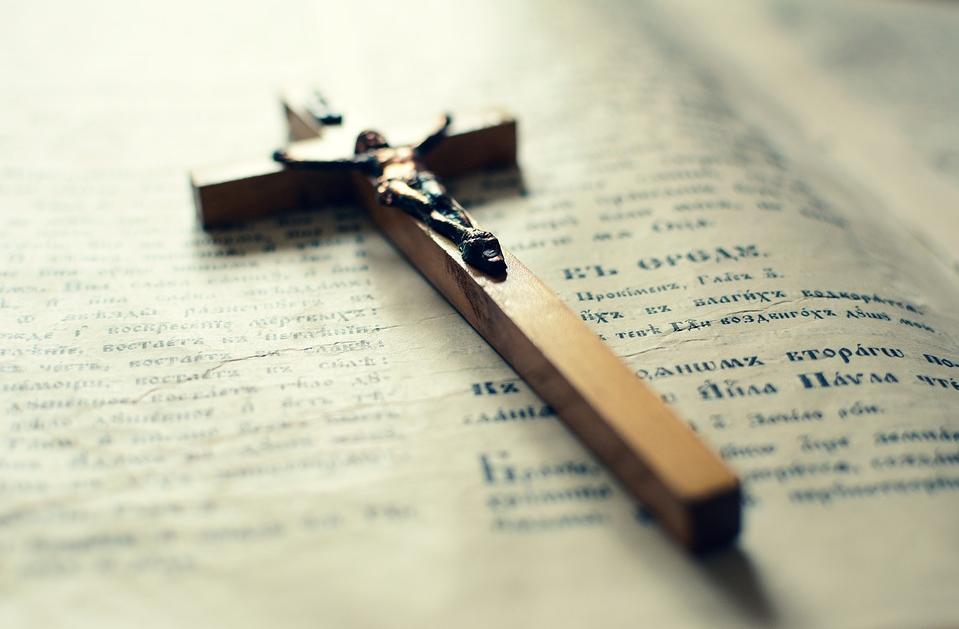 Duhovno štivo, križ