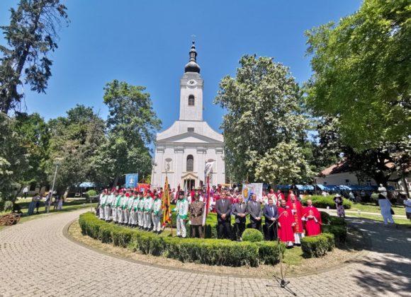 Proslava župnog blagdana – Petrovo u Ivanić-Gradu