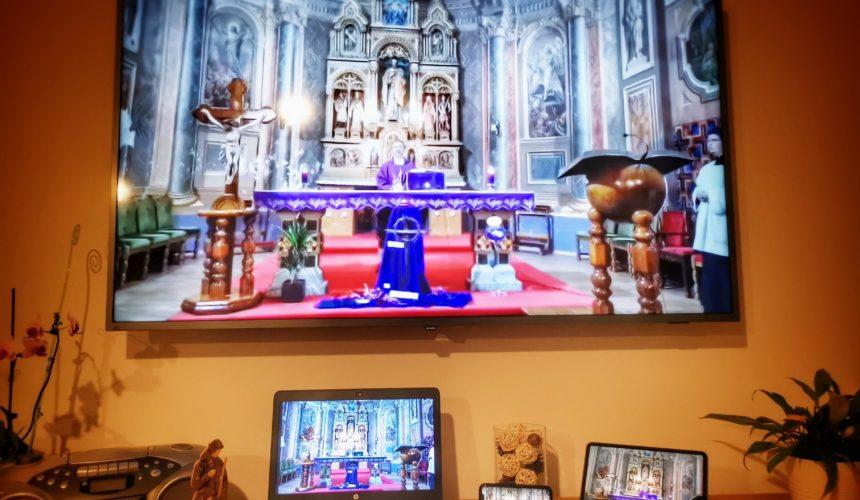 Svakodnevni video prijenos svete mise iz crkve sv. Petra apostola