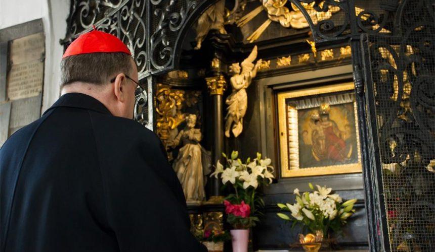 Kardinalovo pismo vjernicima – poticaj na molitvu