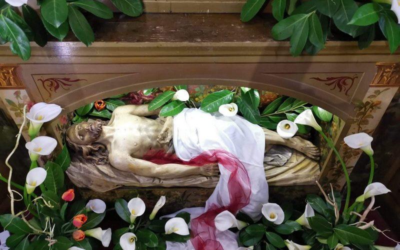 Mogućnosti osobne molitve u našoj crkvi tijekom Velike subote, Uskrsa i ostalih dana uz poštivanje mjera civilne zaštite