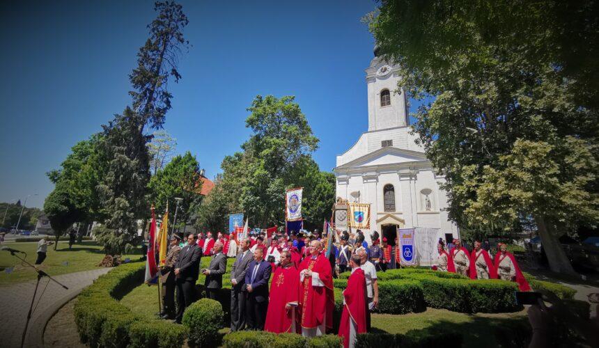 Proslava župnog blagdana – Trodnevnica uoči Petrova i Petrovo