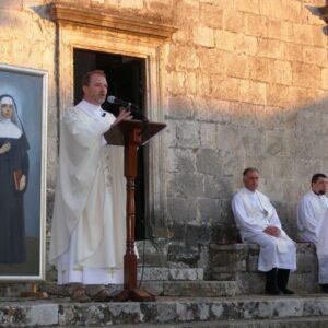 Osmi dan devetnice bl. Marije Propetoga u Blatu – Dan molitve za bračne parove i izlječenje neplodnosti