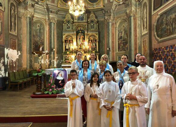 Svečana proslava blagdana bl. Marije Propetog Isusa Petković u župi