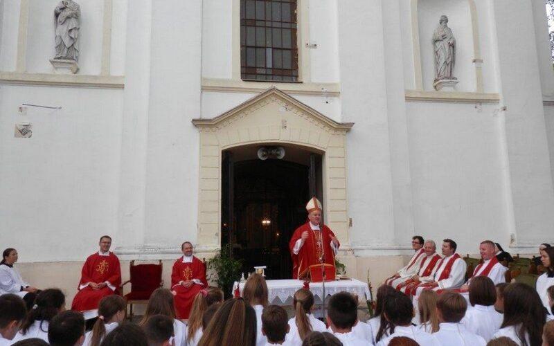 Župa iz Ivanić-Grada svečano proslavila blagdan svojeg zaštitnika sv. Petra apostola