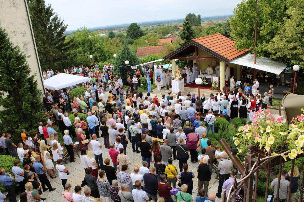 Program pripreme i proslave blagdana Male Gospe u Kloštar Ivaniću