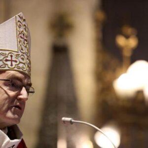 Pismo sućuti kardinala Bozanića povodom preminuća mons. Ćorića