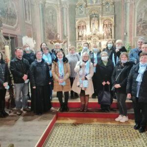 Poslanici Milosrđa u Ivanić-Gradu proslavili svoj drugi rođendan