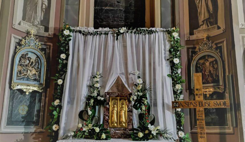 Velika subota – poziv na poklon kod Gospodnjeg groba
